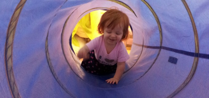 Tunnel Time!